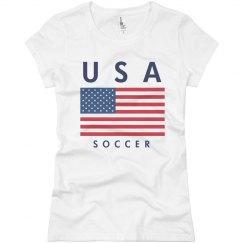 USA Soccer Games