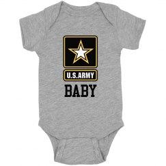 Army Baby Onesie
