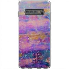 AbstractEnergy S10 Phone Case-Jazzy Art