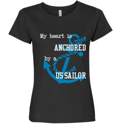 Anchored by the Navy