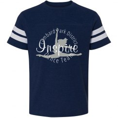 Inspire Dance Team Youth Baseball T