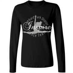 Inspire Dance Team Long Sleeve - Adult Sizes