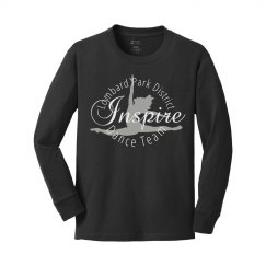 Inspire Dance Team Long Sleeve - Youth Sizes