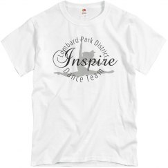 Inspire Dance Team T - Adult sizes