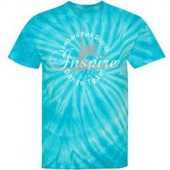 Tie Dye Inspire Shirt