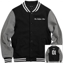 "The Refine Men ""Gent"" letterman jacket"