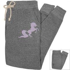 Unicorn jogger