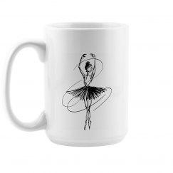 Ballet Spin Mug