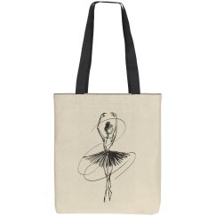 Ballet Spin Tote