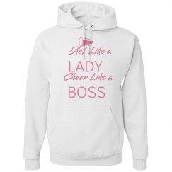 Cheer Like A Boss