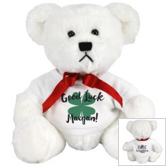 Competition 2021 Good Luck Bear