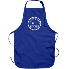 Coast guard wife kitchen
