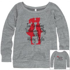 V Day Sweatshirt Harry