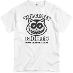 Crazy Eights Pool League