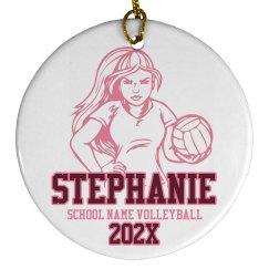 Volleyball Stephanie