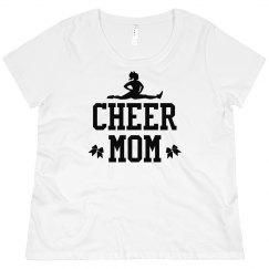Simple Cute Cheer Mom