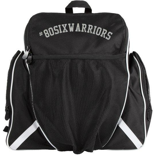 80SIXWARRIORS bag