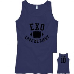 Exo Love Me Right Tank