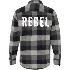 Flannel Rebel Grunge