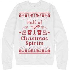 Ugly Sweater Xmas Spirit