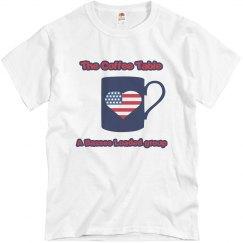 The Coffee Table patrio t-shirt