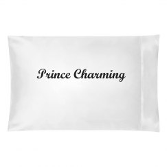 Prince Charming Pillowcase