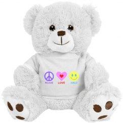 Peace Love Smile