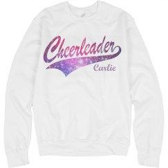 Cheerleader Carlie