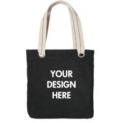 Custom Beach Tote Your Design