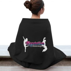 Revolution Dance Blanket