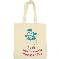 Most Wonderful Time Tote