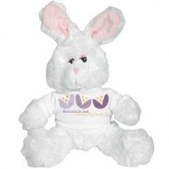 wonderfully made bunnie