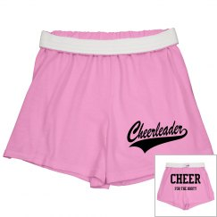 Cheer for the booty
