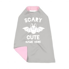 Scary Cute Toddler Cape