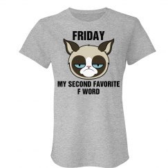 A Grumpy Cat's Friday