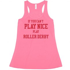 Play Nice Roller Derby