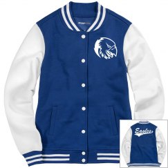 Georgetown eagles women's jacket.