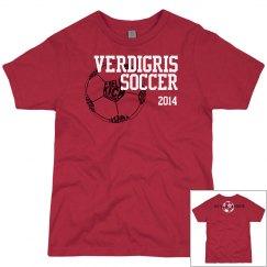 Verdigris Soccer 2014