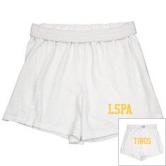 LSPA-TINOS DANCE SHORTS