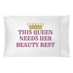 Queen's Beauty Rest Pink