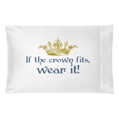 If the Crown Fits (Blue)