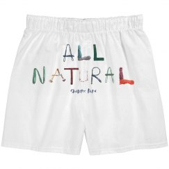 All Natural - Boxers
