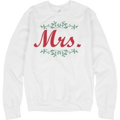 Mrs. Christmas Sweater