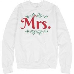 Mrs. Christmas Sweater