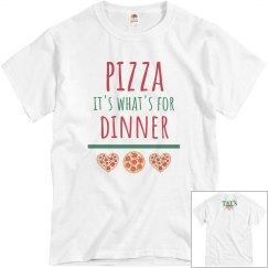 Pizza Dinner Unisex