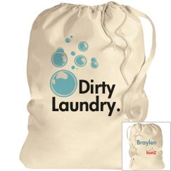 Dirty Laundry Bag - Boy