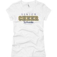 Senior Cheer Girl