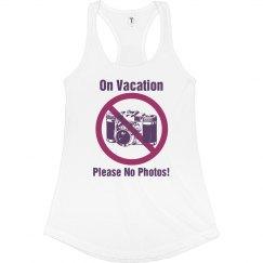 On Vacation Tank