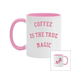 Coffee is magic mug