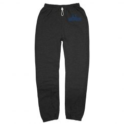 A.S. WARRIOR GREY SWEATPANTS